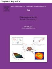 Chemometrics in Food Chemistry: Chapter 4. Regression