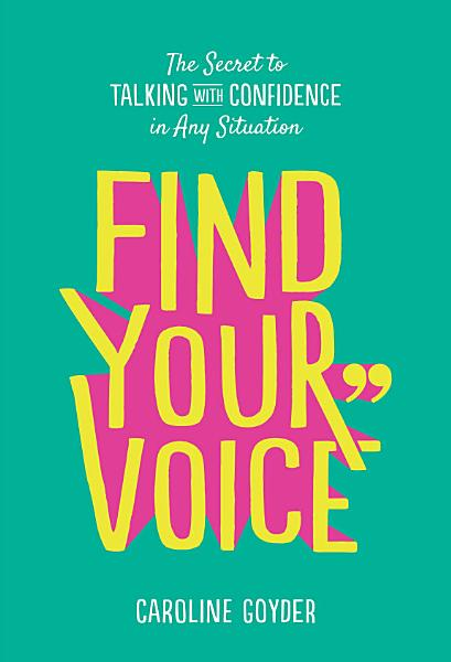 Find Your Voice Pdf Book