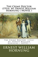 The Crime Doctor  1914  by PDF