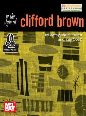 Essential Jazz Lines: In the Style of Clifford Brown-E Flat