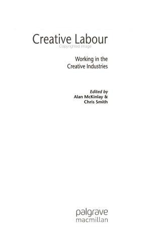 Creative Labour PDF