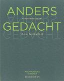 Anders Gedacht PDF