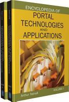 Encyclopedia of Portal Technologies and Applications PDF