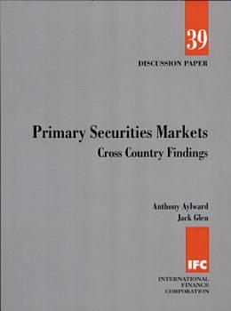 Primary Securities Markets PDF
