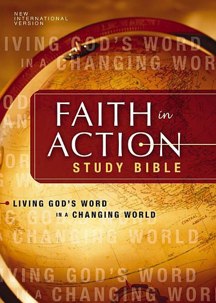 NIV  Faith in Action Study Bible  eBook PDF