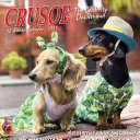 Crusoe the Celebrity Dachshund 2021 Mini Wall Calendar  Dog Breed Calendar