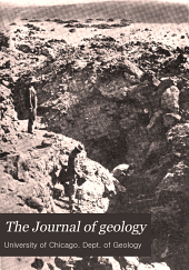 The Journal of Geology: Volume 18