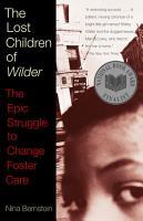 The Lost Children of Wilder PDF