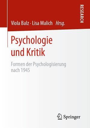 Psychologie und Kritik PDF