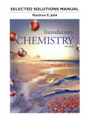 Student s Selected Solutions Manual for Introductory Chemistry PDF