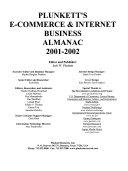 Plunkett s E Commerce and Internet Business Almanac 2001 2002 PDF