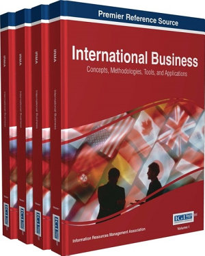 International Business  Concepts  Methodologies  Tools  and Applications PDF