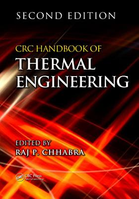CRC Handbook of Thermal Engineering  Second Edition PDF