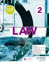 OCR A Level Law: Book 2