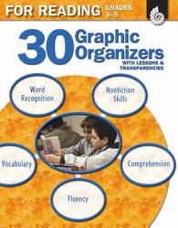 30 Graphic Organizers For Reading Book PDF