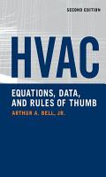 HVAC Equations  Data  and Rules of Thumb  2nd Ed  PDF
