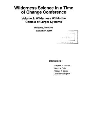 Proceedings RMRS  PDF