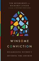Winsome Conviction PDF