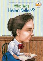 Who Was Helen Keller  PDF