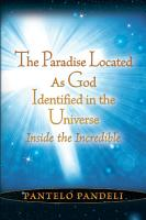 The Paradise Located as God Identified in the Universe PDF