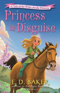 Princess in Disguise Book