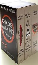 Chaos Walking Slipcase
