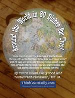 Around the World in 80 Dishes for Two!