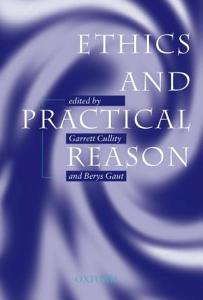 Ethics and Practical Reason PDF