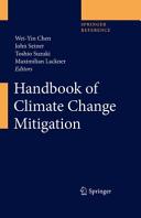 Handbook of Climate Change Mitigation