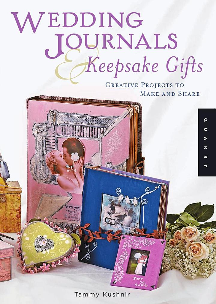 Wedding Journals and Keepsake Gifts