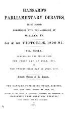 Hansard s Parliamentary Debates PDF