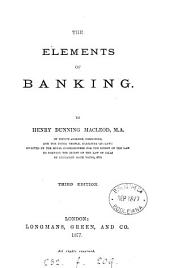 The Elements of Banking