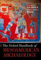 The Oxford Handbook of Mesoamerican Archaeology PDF