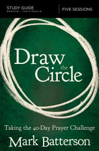 Draw the Circle Study Guide Book