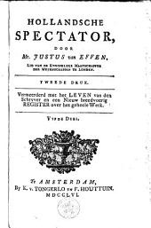 Hollandsche spectator: Volume 1;Volume 5