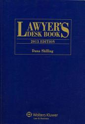 Lawyers Desk Book  2013 Edition PDF