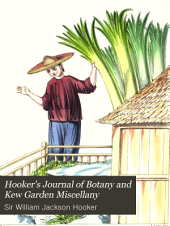 Hooker's Journal of Botany and Kew Garden Miscellany: Volume 2
