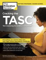 Cracking the TASC  Test Assessing Secondary Completion  PDF