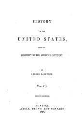 History of the United States: The American revolution, v. 1