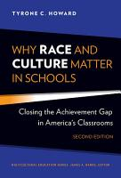 Why Race and Culture Matter in Schools PDF