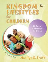 Kingdom Lifestyles for Children PDF