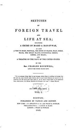 Sketches of Foreign Travel and Life at Sea PDF