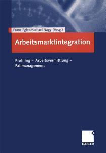 Arbeitsmarktintegration PDF