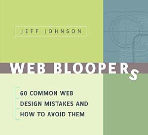 Web Bloopers Book