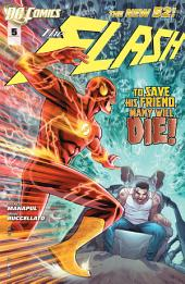 The Flash (2011- ) #5