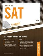 Master The SAT - 2010