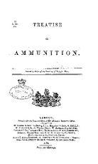 Treatise on Ammunition PDF
