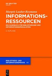 Informationsressourcen PDF