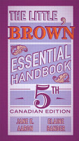 The Little  Brown Essential Handbook  Fifth Canadian Edition  PDF