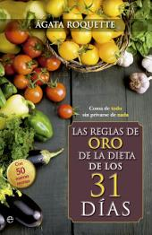 Las reglas de oro de la dieta de los 31 días
